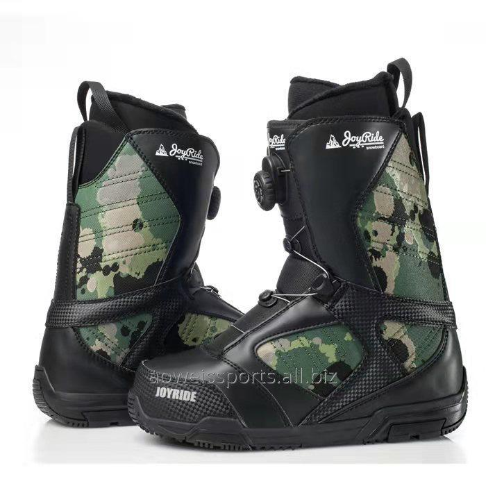 Buy Mountain snowboard shoes.