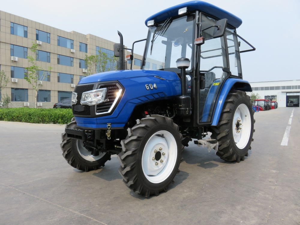 Buy Universal 60HP agricultural machinery equipment 604 4x4 tractor