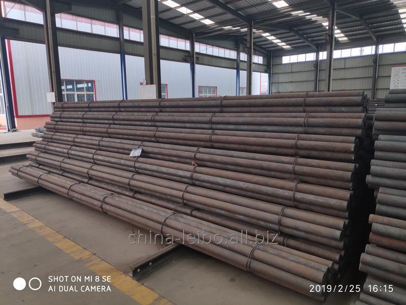 Купить 65Mn мелющие стальные стержни