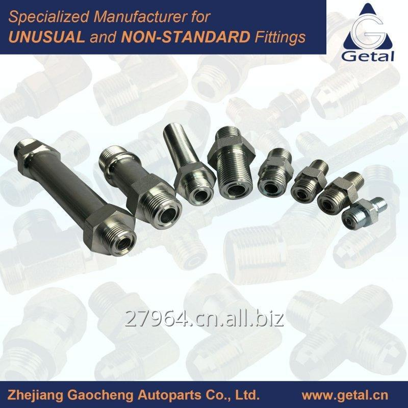 Buy Hydraulic Tube & Pipe Fittings with O-Ring Face Seal