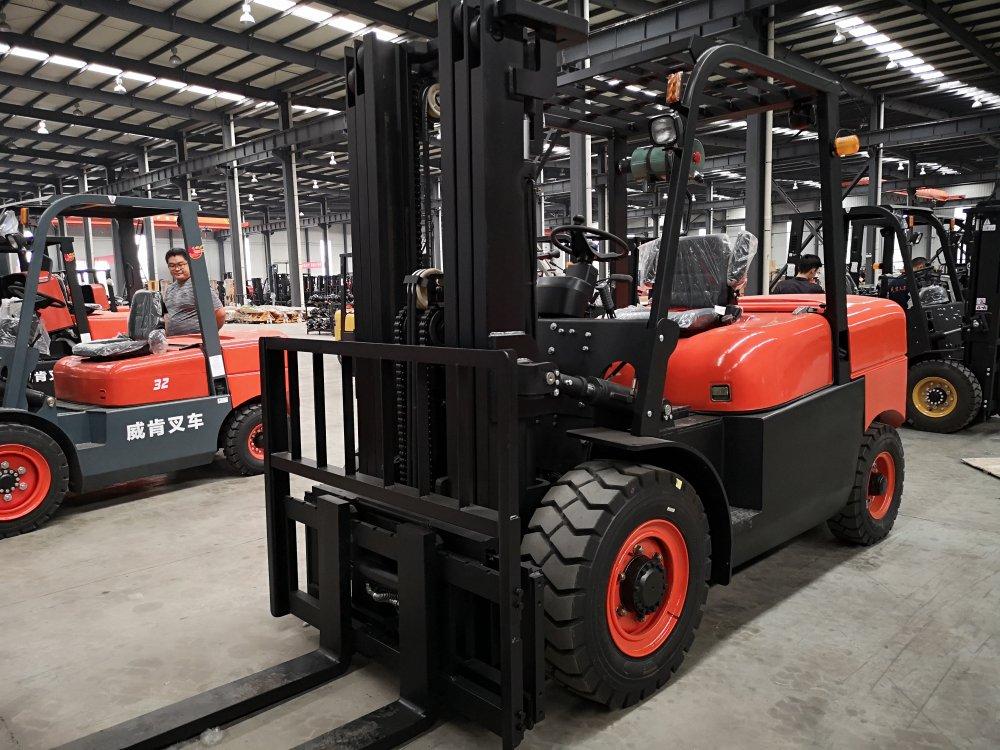 Buy 3.5 ton forklift Price SYF35 cheaper price