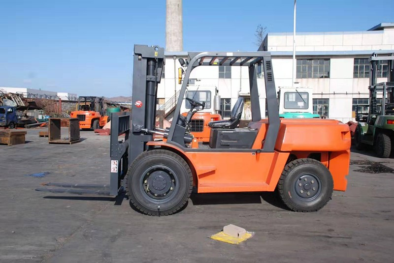 Buy High Quality 7ton Heavy Forklift SYF70