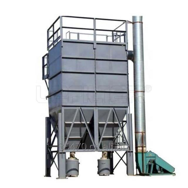 Buy Industrial automatic screen air purifier ionizer dust collector filter machine wholesale