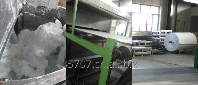 Buy Super-fine / ultrafine glass wool -- AGM separators, filters