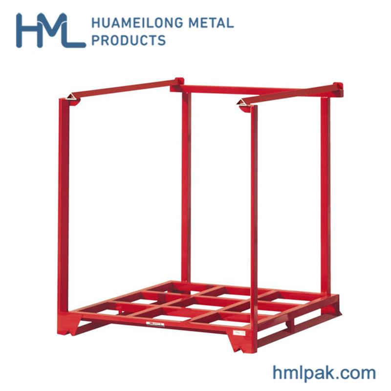 Купить Nestainer Промышленные складные металлические стальные штабелируемые стеллажи паллеты