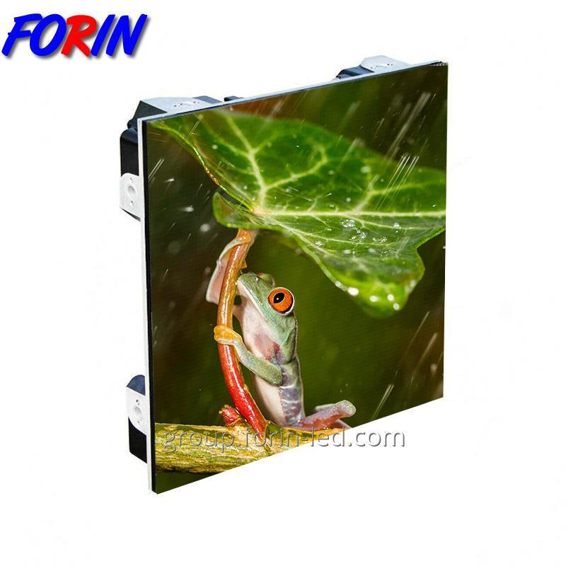 P1.66, P1.875, P1.92, P2 Indoor HD LED Screen, View 4K