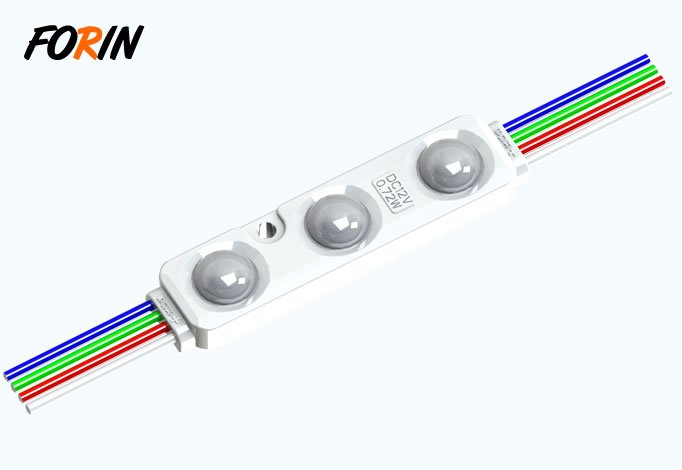 LED Channel letter module DC 12V  RGB