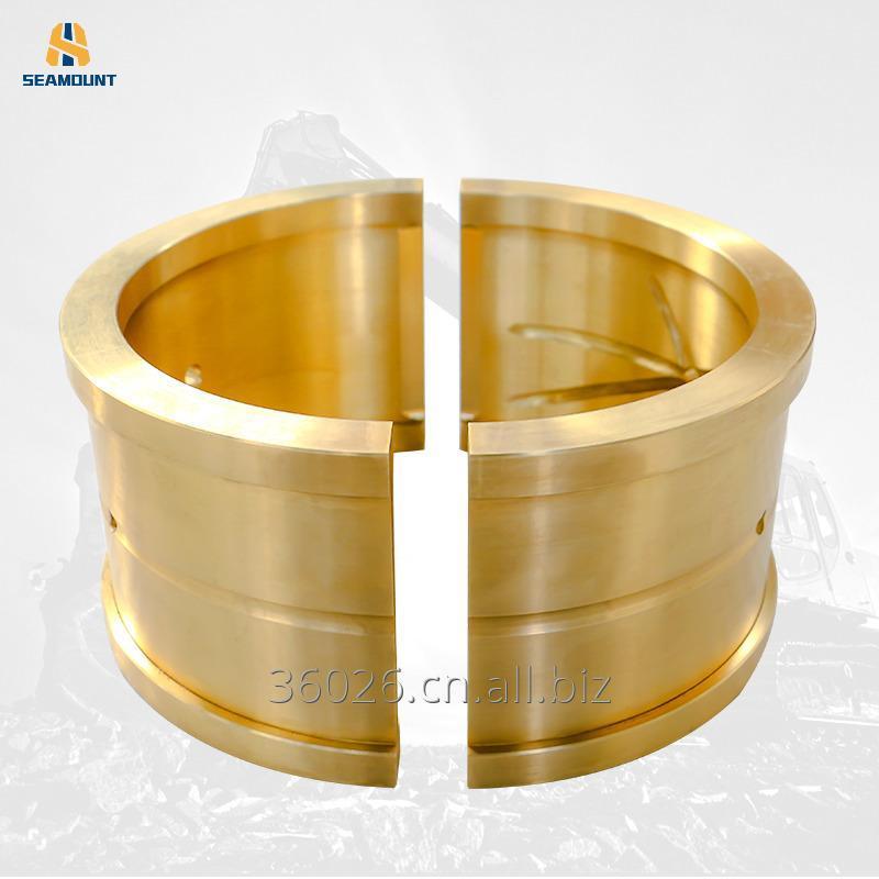 Buy Custom machining machine parts bronze bush