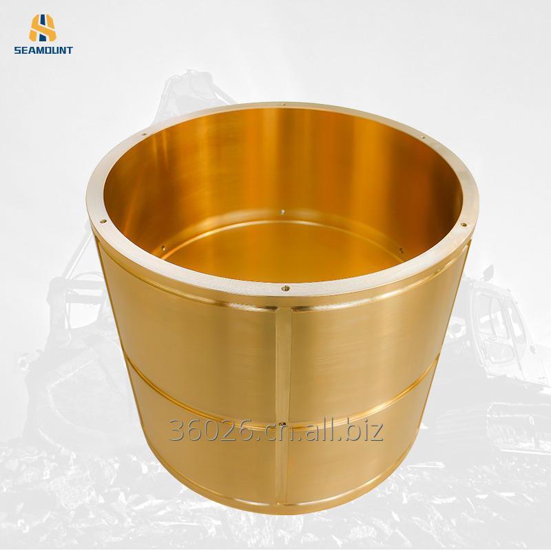 Buy  bimetallic equipments bronze bushings for crusher
