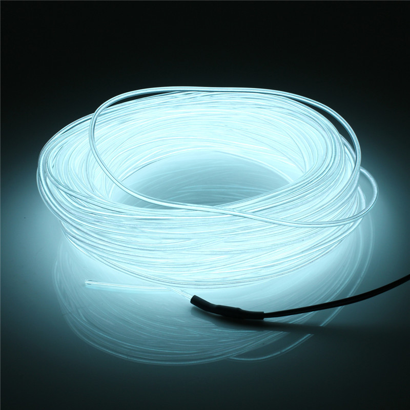 EL wire electroluminescent (cold neon) holodny neon, flexible neon, luminescent cord