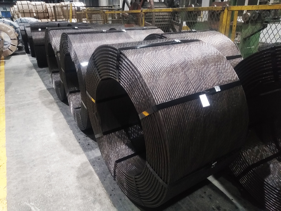 Buy EN 10138 standard and GOST 13840 standard reinforcement wire