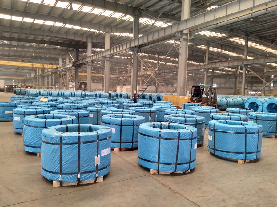 Buy Reinforcement steel under EN 10138 standard and GOST 13840 standard