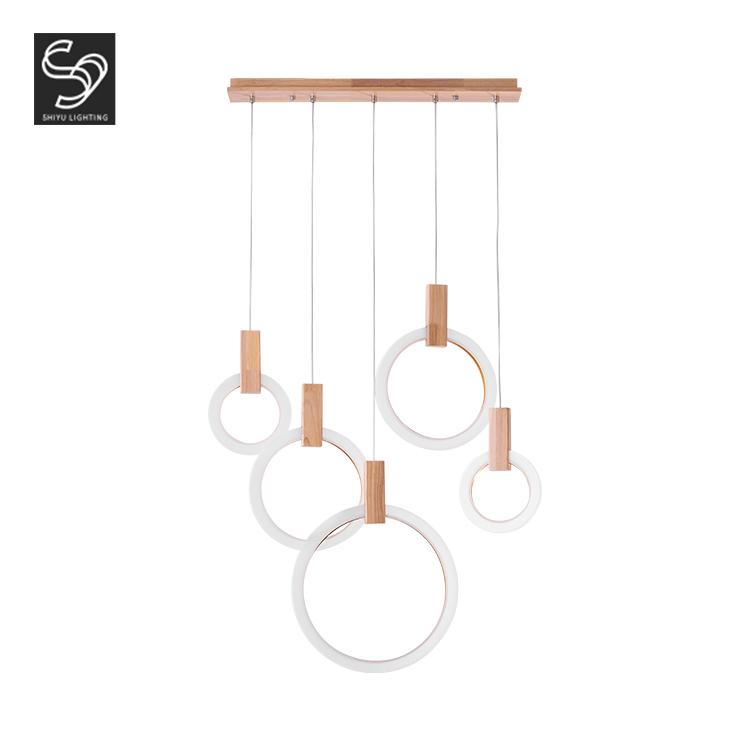 Pendant lamps Round
