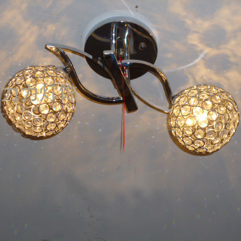 Buy Ceiling chandeliers 2 led