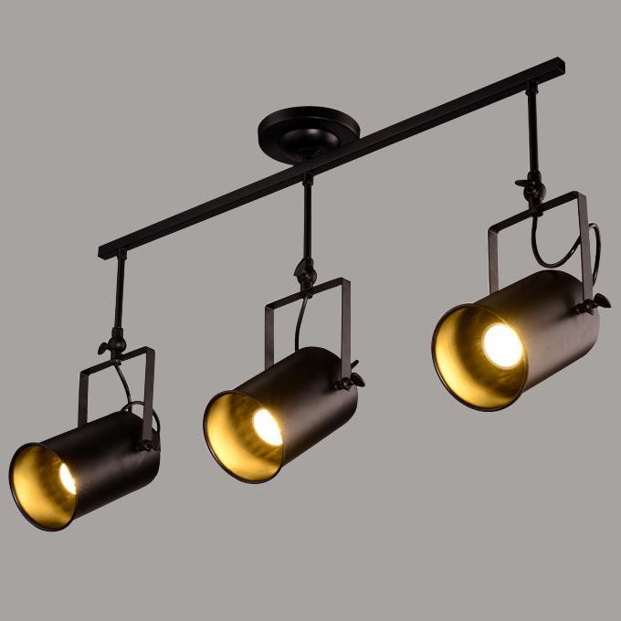 Купить 3 лампы светодиодные трек свет Светодиодный потолочный светильник