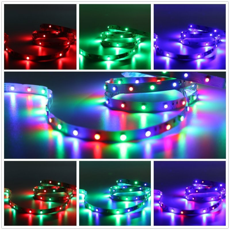 LED strip light  SMD3528 RGB
