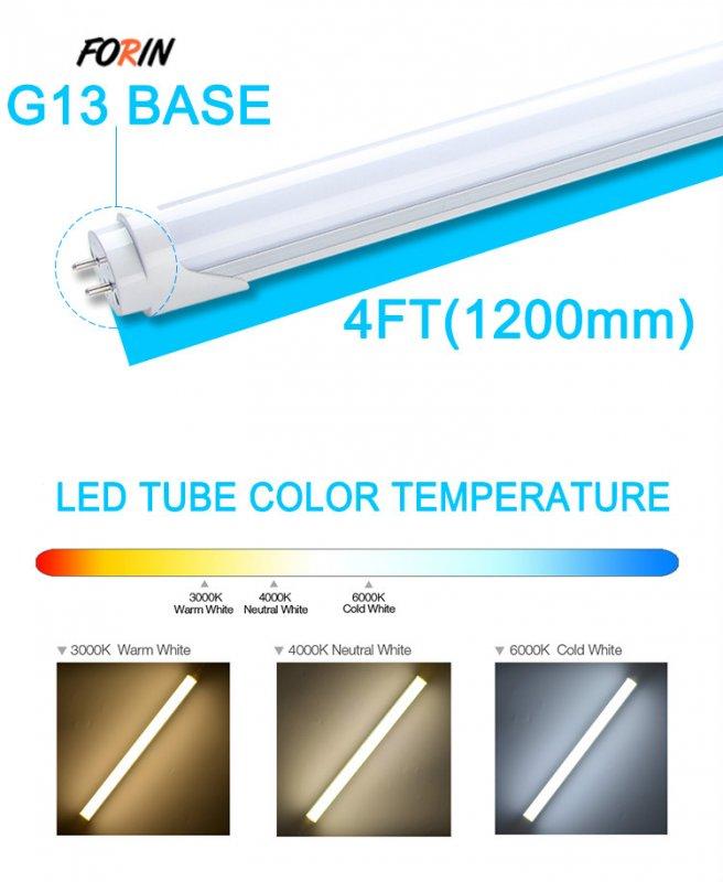 Buy LED lamp t8 g13 13W