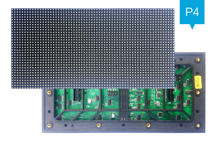Outdoor LED Module P4 SMD 256 x128mm