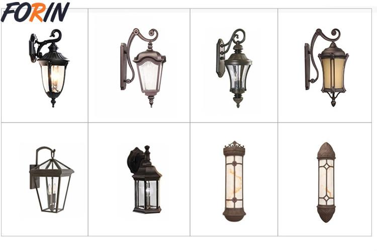 Street garden lamp  FORIN
