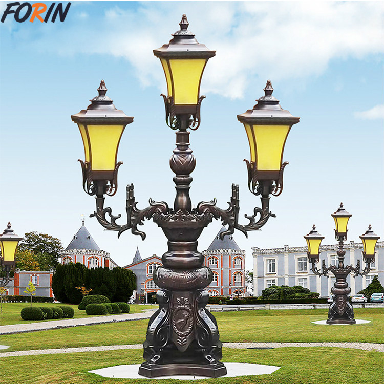 Park lights and lanterns  FORIN  China