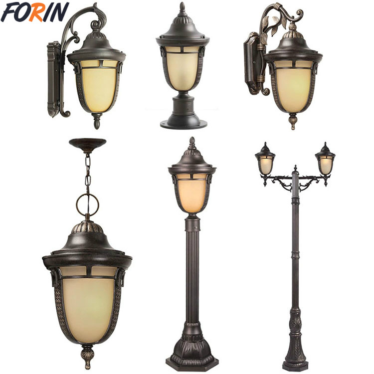 Park lights and lanterns   1105 FORIN