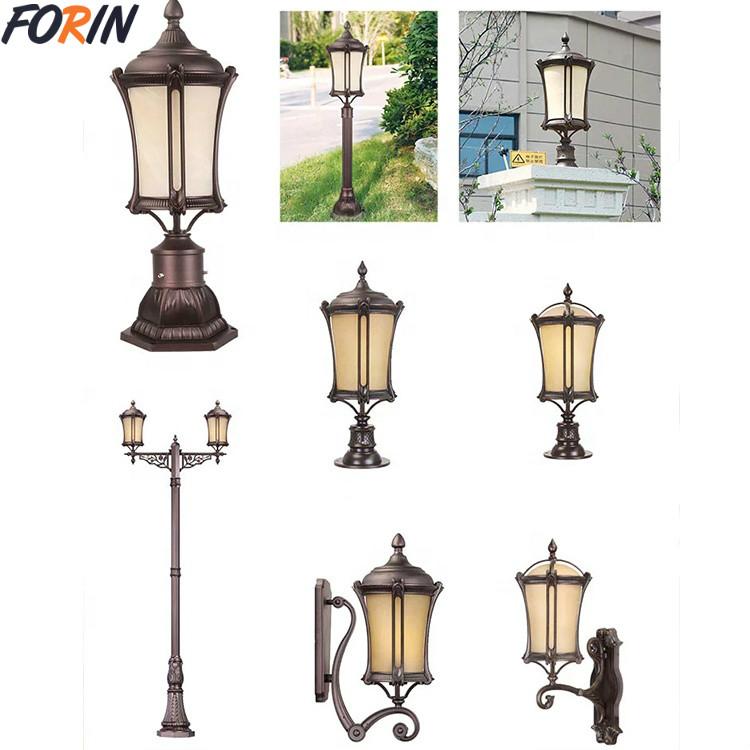 Park lights and lanterns   1107FORIN