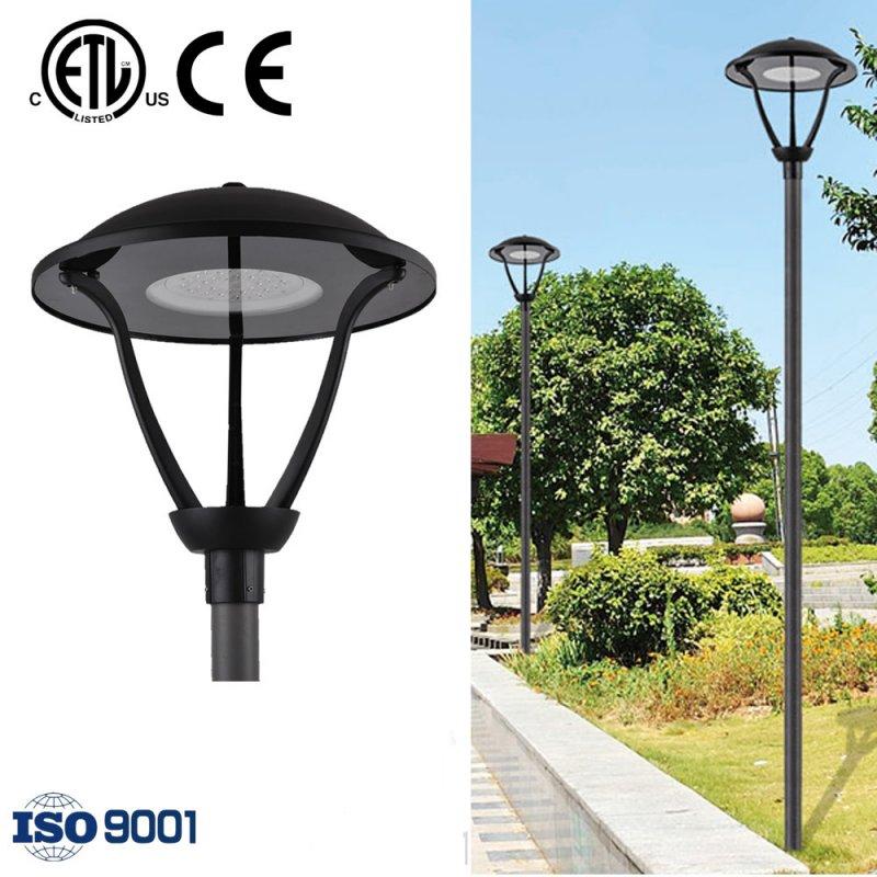 Street Park LED lights