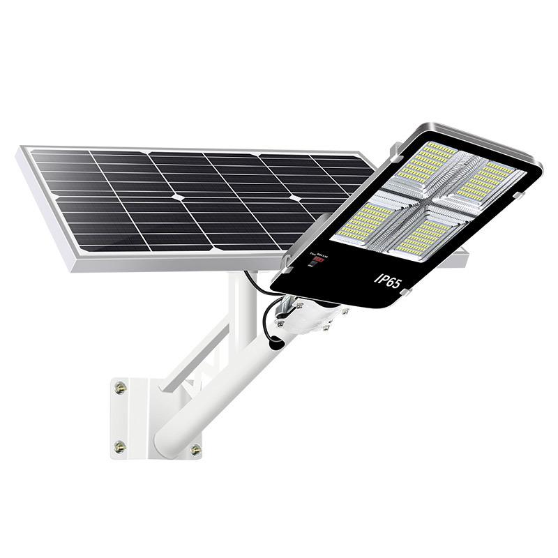 street lights solar powered
