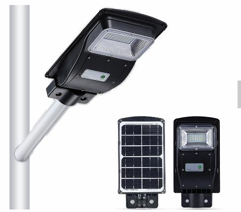 Street lights solar powered 40W