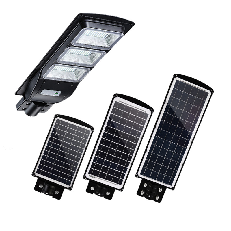 street lights solar powered GMXS 150W
