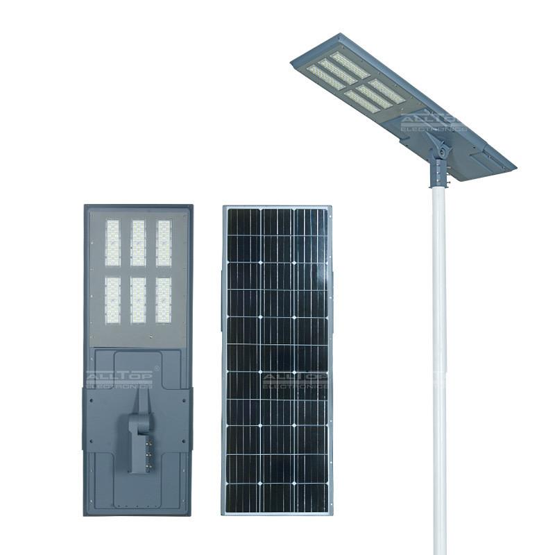 Street lights solar powered GMXS 200W 220V China