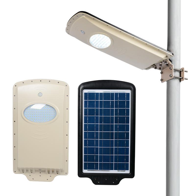 Street lights solar powered GMXS 28W