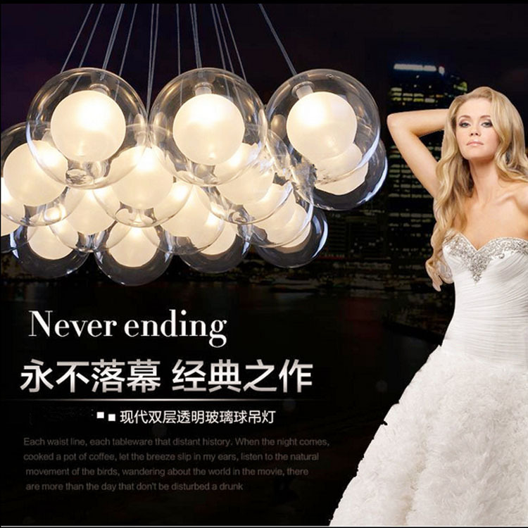 Buy LED chandeliers FORIN 002