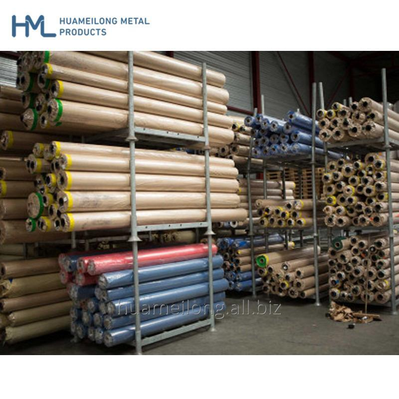 Buy Heavy duty warehouse stackable post pallet converter rack for cold warehouse