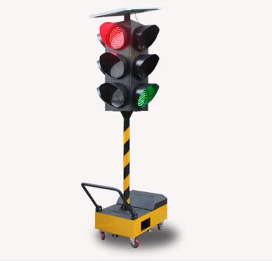 Autonomous LED traffic light