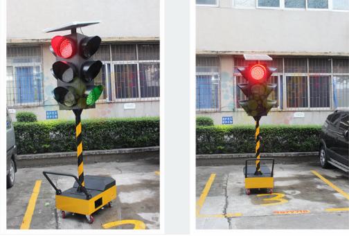 Autonomous LED traffic light from  solar traffic light  China