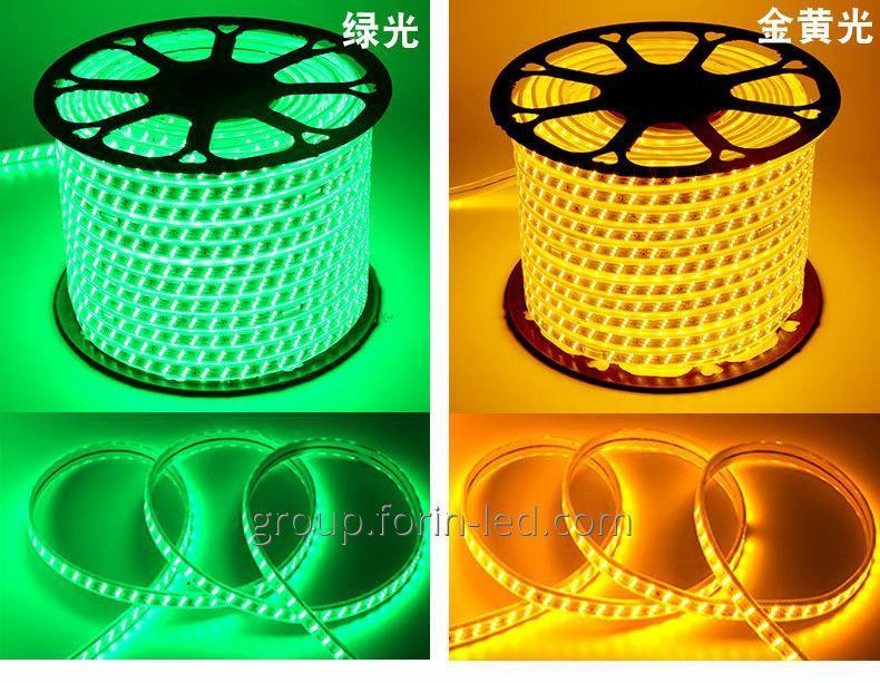 LED Belt  strip light white smd5050 5730 2835 220V 72lamp