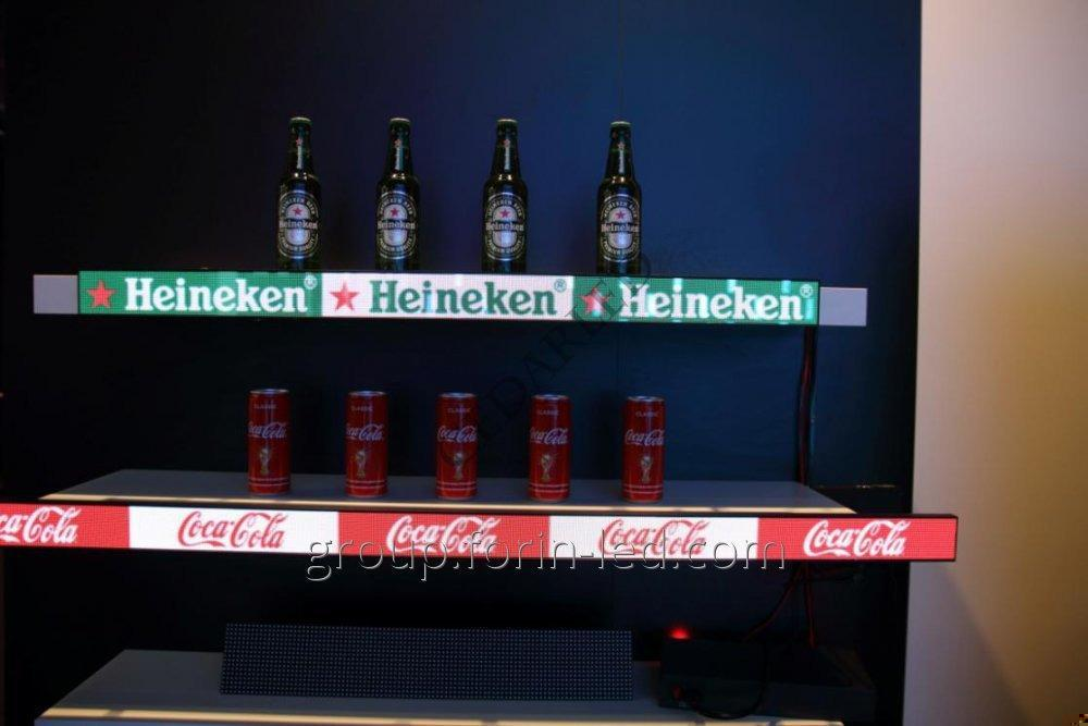 Buy  New DH LED shelf display Screens for Supermarkets and Retail from China