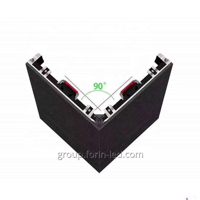 LED Rectangular Display Use 90 degrees Screen  China factory
