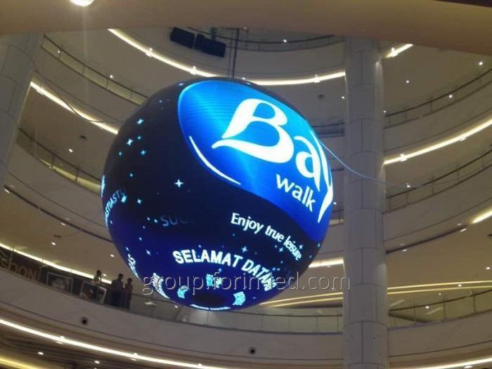 LED screens balls video balls for rooms P3 China
