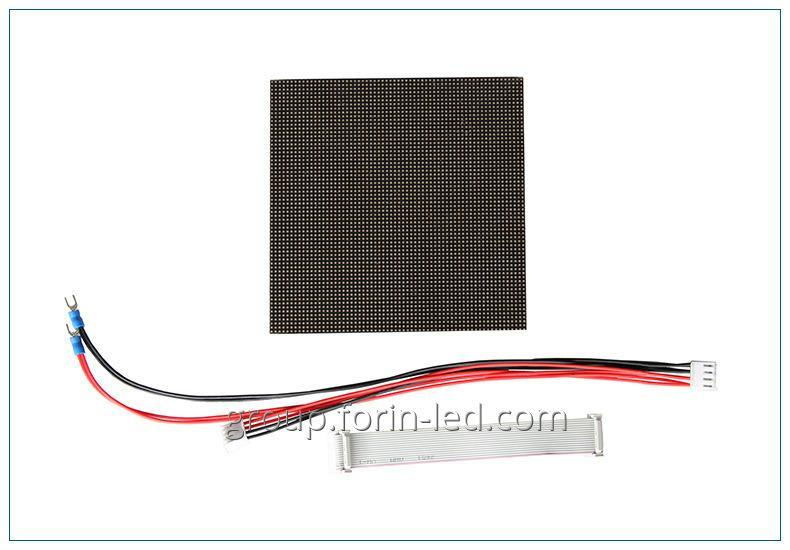 Indoor Full Color SMD RGB P2.5 LED Module 160mm ×160mm