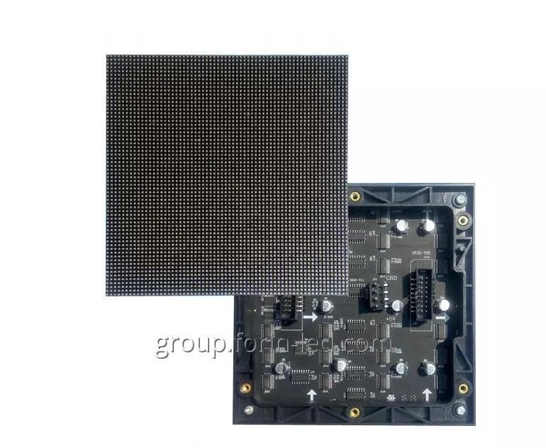 Ndoor Full Color SMD RGB P2 LED Module 128mm ×128mm