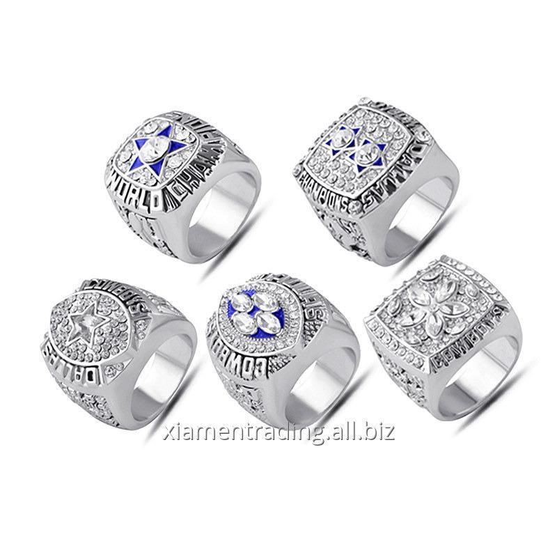 Buy 1971 1977 1992 1994 1995year Dallas Cowboys championship ring set for men