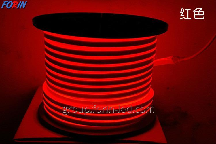 Flexible LED Silicone Neon Red 12V  Flexible Neon Sign