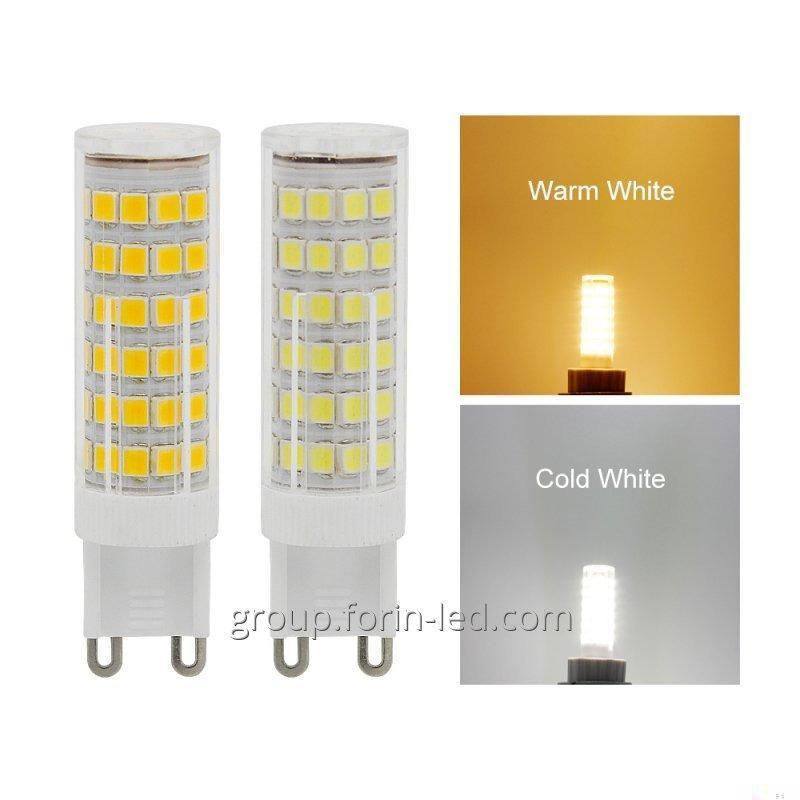 Buy G4 G9 LED Bulbs for Chandelier White Regulator 2.5W 3W 5W 7W 9W 12W 6500K