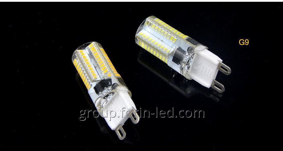 G4 G9 LED Bulbs for Chandelier White Regulator 2.5W 3W 5W 7W 9W 12W 6500K
