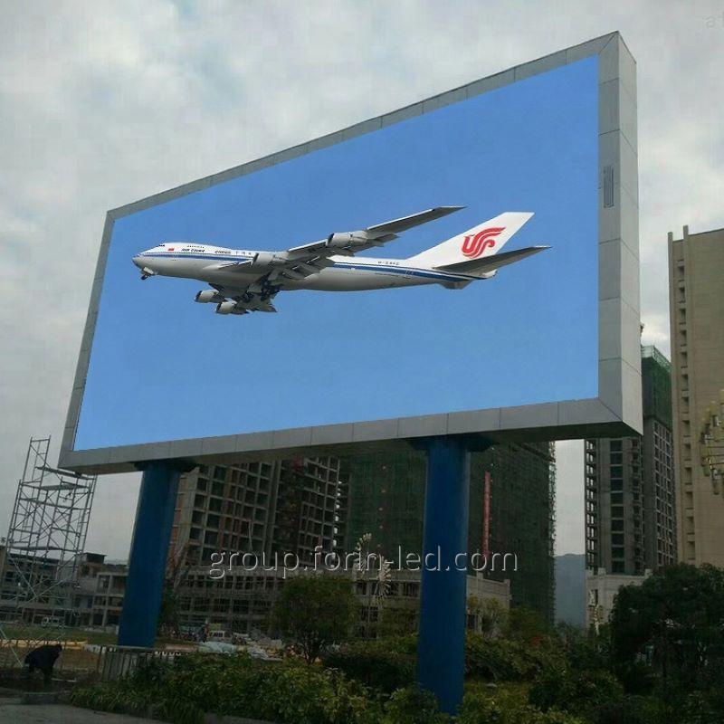outdoor led screens P10