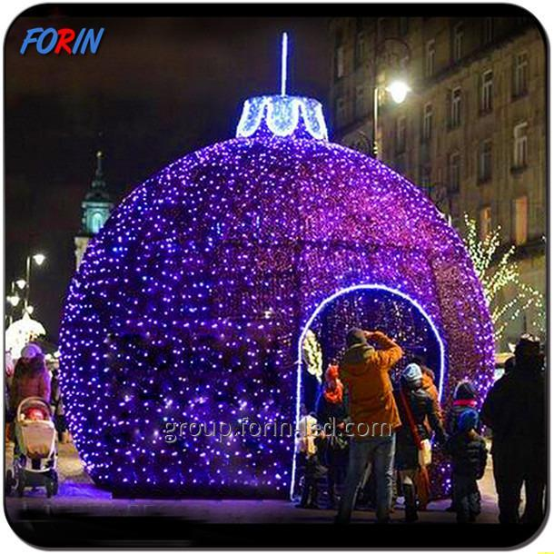LED composition Christmas tree toy pos order from China