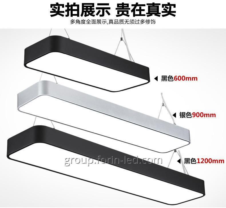 38W linear linear LED downlights
