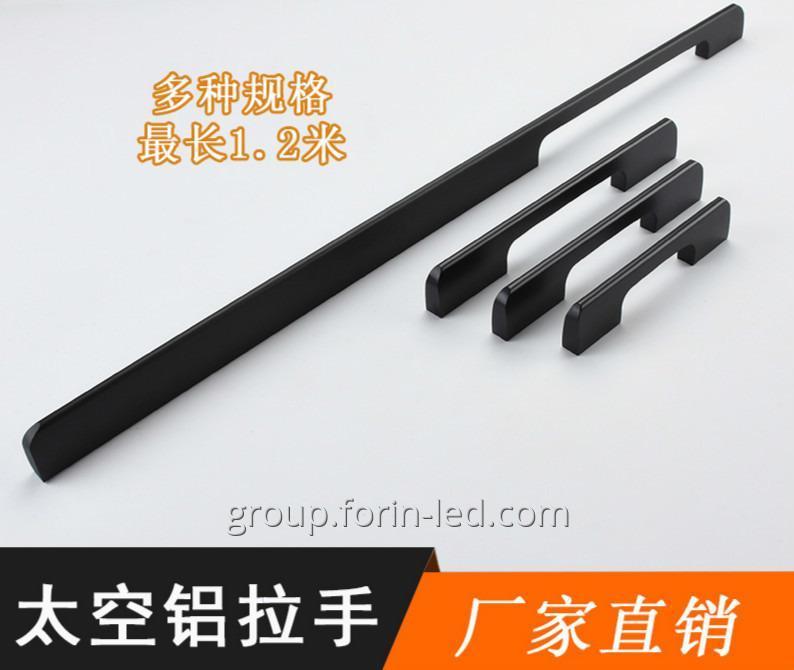 Купить Ручка вертикальная для шкафа-купе на толщину двери Китай